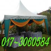 Sewa Khemah/canopy