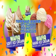 Katering Soft Serve Aiskrim