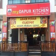 Restoran Mydapur Kitchen (sajian Mahligai Selatan)