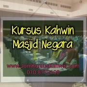 Kursus Kahwin Masjid Negara