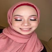 Syazana Nizam Bridal Makeup