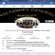 Raz Katering Event Planner Ipoh