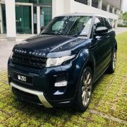 Kereta Sewa Kl (Range Rover Evoque)