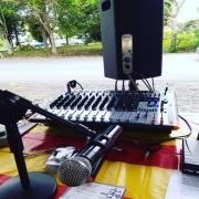Emcee Zam Pro Sound System Karaoke