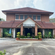 Dewan Bunga Lili, Alam Budiman
