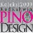 Kad Kahwin Pino Design