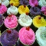 Cupcakes, cupcake, cake, kek cawan
