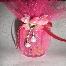 cenderahati, merah, merah jambu, pink, hadiah, tetamu, potpuri, saputangan, bunga