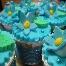 Kek perkahwinan, cupcake hantaran, cupcake, muffin