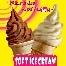 aiskrim, icecream, perkhidmatan, makanan, dessert, pencuci mulut