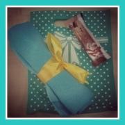Goodie bag, bungkus gula-gula, cenderahati, bungkus kerepek, Surah Yassin