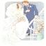 Busana pengantin, gubahan hantaran