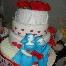 D Salju Cakes