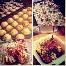 katering perkahwinan, katering majlis, canopy, lauk pengantin, decoration