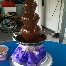 Chocolate Fountain, Apam polkadot