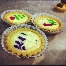 Kek, coklat, biskut, tart, home made