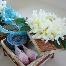hantaran, bunga telur, bunga pahar
