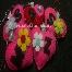 Door gift, Felt, handmade, keychain, brooch, fridge magnet, frame, tasbih mini, bunga tangan,