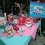 candy buffet,marshmallow,jelly beans,rock chocs,doorgift
