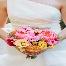 Bunga tangan, hantaran, guestbook, handbouquet