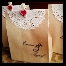 Printed paperbag, sticker, kad jemputan, goodiesbag, paperbag, party, packaging, doorgift, majlis