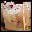 Printed paperbag, sticker, kad jemputan, goodiesbag, paperbag, party, packaging, doorgift, majlis