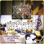 Wedding & Hijab 2015