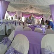 event planner, canopy, pakej dewan, pelamin,