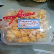 doorgift, popcorn, murah, bajet