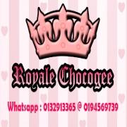 Kedai Coklat Online - Royale Chocogee