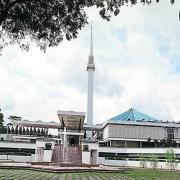 Kursus Kahwin Masjid Negara - Kuala Lumpur