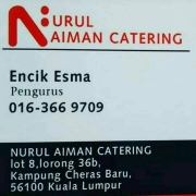 CATERING KAWIN- RM 8pax 1000pax