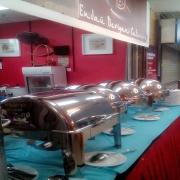 Sajian Cafe Cerita Kambing InsShaAllah enak