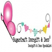 Sugarcraft Doorgift And Deco