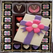 coklat, candy buffet, chocolate fountain, homemade chocolate, hantaran, doorgift