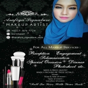 Wedding Planner, Makeup Artist, Bridal, Henna Service