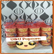 doorgift, doorgift popcorn