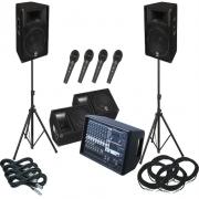 sistem pa, Pa System, deejay, karaoke, majlis, majlis hari raya, rumah terbuka, open house, murah, berkualiti