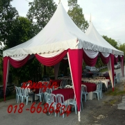 canopy,khemah,katering,event,p.a system.