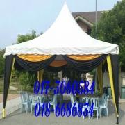 Perkhidmatan Sewa Khemah/Canopy