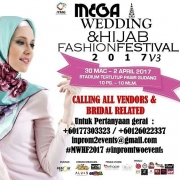 Mega Wedding & Hijab Fashion Festival
