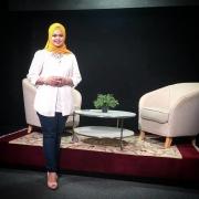 Faten Emcee Majlis