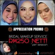 Wedding, solemnization, kahwin, tunang, pengantin, mekapmurahkl, makeupmurahkl