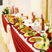 kanopi, katering, pakej perkahwinan