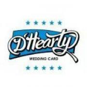 D'hearty Wedding Card