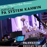 Official Pa System Kahwin