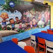 Upin Ipin Event Space