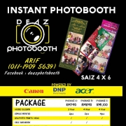 Deaz Instant Photobooth