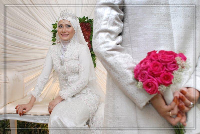 Baju Nikah Muslimah