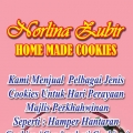 Norlina Zubir Home Made Cookies
